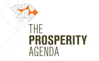 The Prosperity Agenda logo