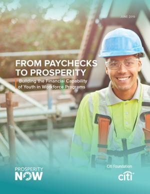 From Paychecks to Prosperity cover