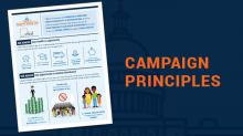 Turn It Right-Side Up Campaign Principles