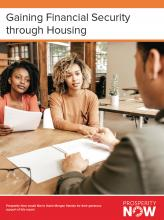 Gaining Financial Security Through Housing
