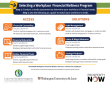 Selecting a Workplace Financial Wellness Program