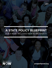 A State Policy Blueprint for a More Inclusive Path to Prosperity