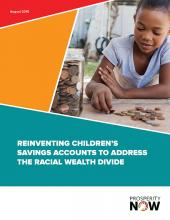 Reinventing Children's Savings Accounts to Address the Racial Wealth Divide