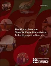The African American Financial Capability Initiative: An Implementation Blueprint